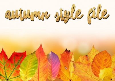 Autumn Style File | 14 day style challenge with Kimba Likes and She Writes
