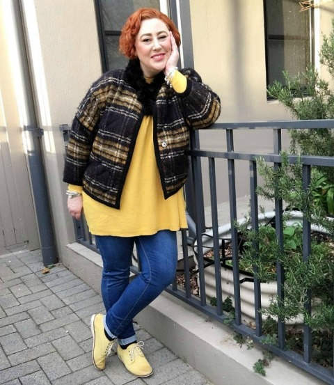 Loving Preloved with The Thrifted Redhead | keen as mustard