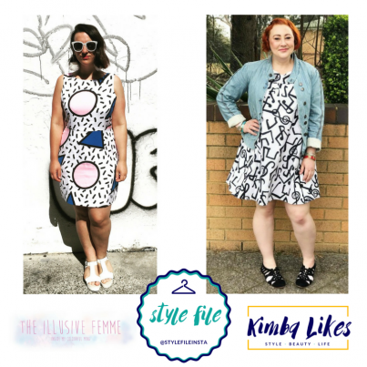Style File Frocktober with Kimba Likes and The Illusive Femme