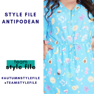 style file ANTIPODEAN for March style challenge