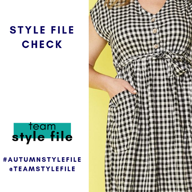 style file CHECK for March style challenge