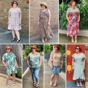 What I wore | #SummerStyleFile February challenge